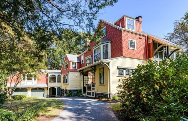 17 Oakland Street, Lexington, MA 02420 (MLS #72228994) :: Goodrich Residential