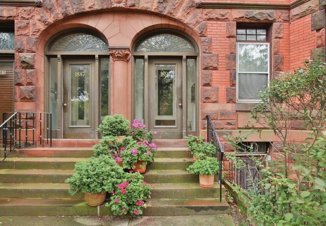1891 Beacon St #2, Brookline, MA 02445 (MLS #72230956) :: Goodrich Residential