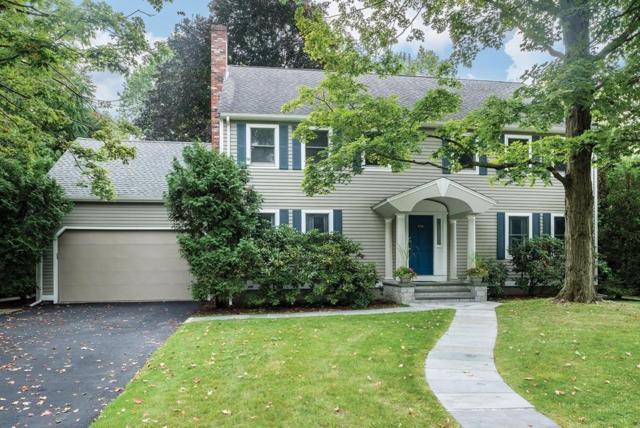 478 Clinton Road, Brookline, MA 02467 (MLS #72231012) :: Goodrich Residential