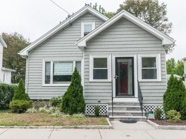 152 Lasell, Boston, MA 02132 (MLS #72231019) :: Vanguard Realty