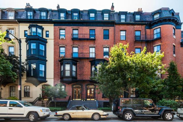233 Beacon Street, Boston, MA 02116 (MLS #72231041) :: Goodrich Residential