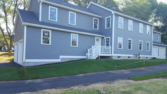 32 Leyden Street #30, North Andover, MA 01845 (MLS #72231060) :: Goodrich Residential