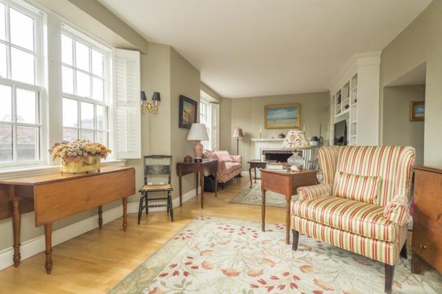 15 River Street #501, Boston, MA 02108 (MLS #72231176) :: Westcott Properties