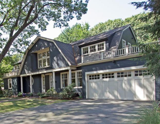 17 Beverly Rd, Newton, MA 02461 (MLS #72231191) :: Westcott Properties