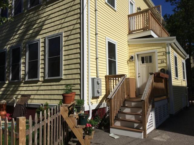 25 Oak Street A, Somerville, MA 02143 (MLS #72231201) :: Westcott Properties