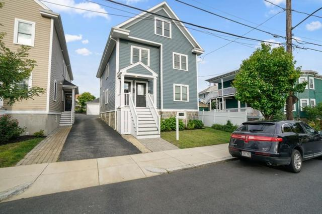 5 Burgoyne Street #2, Boston, MA 02124 (MLS #72231205) :: Westcott Properties
