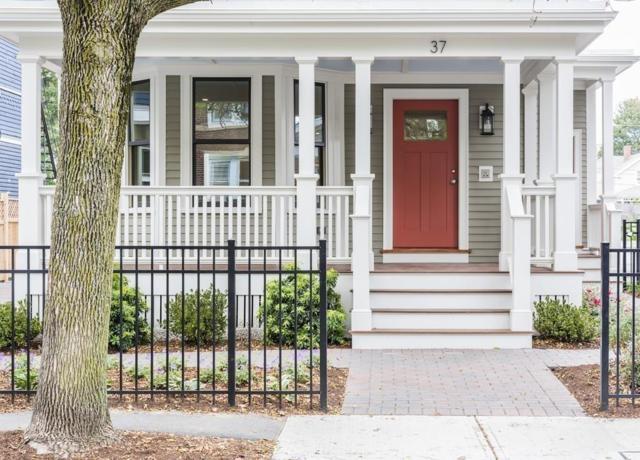 37 Day Street #2, Somerville, MA 02144 (MLS #72231206) :: Westcott Properties
