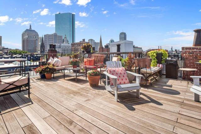 127 Beacon St #51, Boston, MA 02116 (MLS #72231353) :: Goodrich Residential