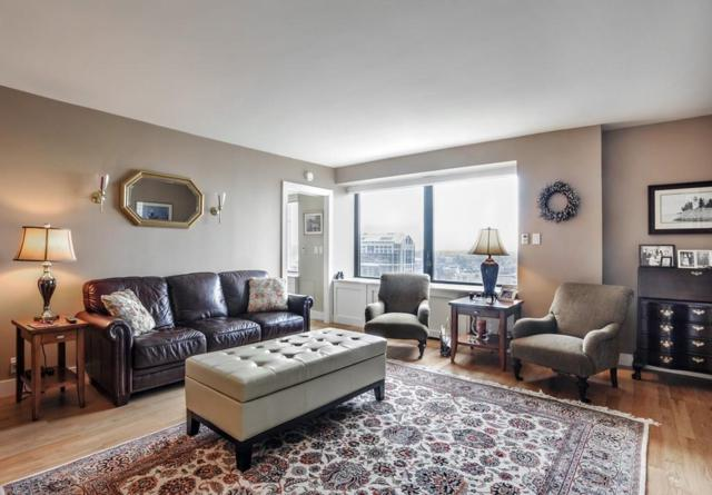 65 East India Row 20C, Boston, MA 02110 (MLS #72231413) :: Goodrich Residential