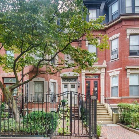 346 Marlborough St, Boston, MA 02115 (MLS #72231499) :: Goodrich Residential