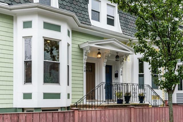 34 Houghton St, Somerville, MA 02143 (MLS #72231586) :: Vanguard Realty