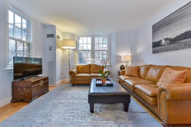 15 River St #307, Boston, MA 02108 (MLS #72231665) :: Goodrich Residential