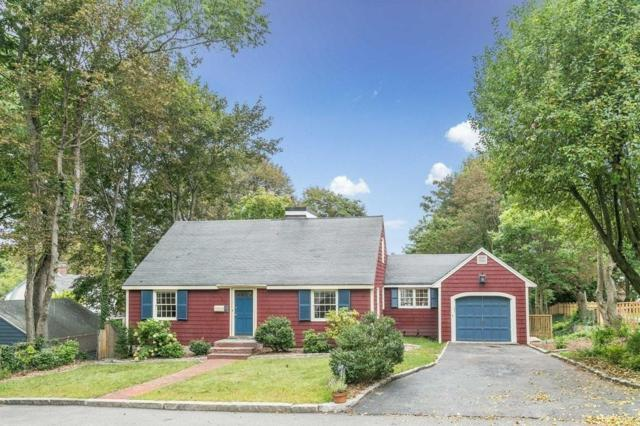 9 Winchester Terrace, Boston, MA 02130 (MLS #72231691) :: Vanguard Realty
