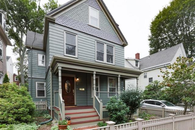 16 Claremon St, Somerville, MA 02144 (MLS #72231748) :: Goodrich Residential