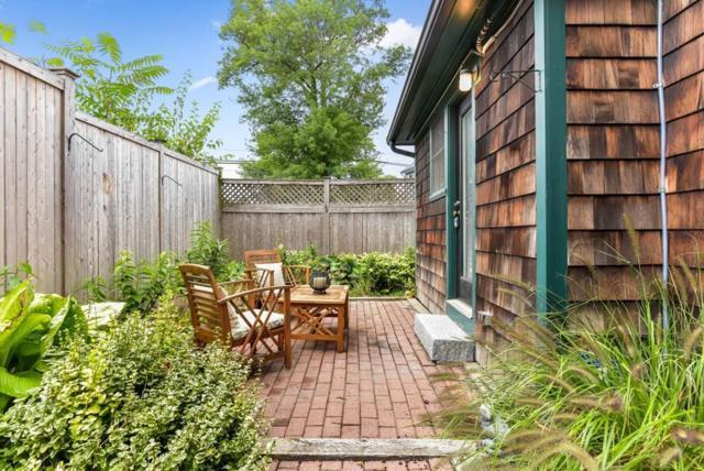 203 Pemberton St #5, Cambridge, MA 02140 (MLS #72231768) :: Vanguard Realty