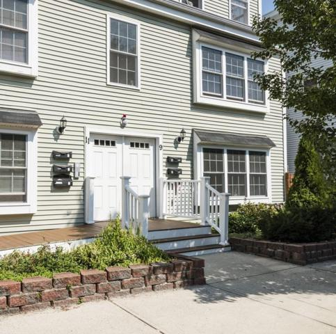 9 Everett Avenue #2, Somerville, MA 02145 (MLS #72231809) :: Goodrich Residential