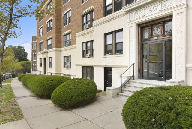 1657 Commonwealth Ave #8, Boston, MA 02135 (MLS #72231827) :: Vanguard Realty