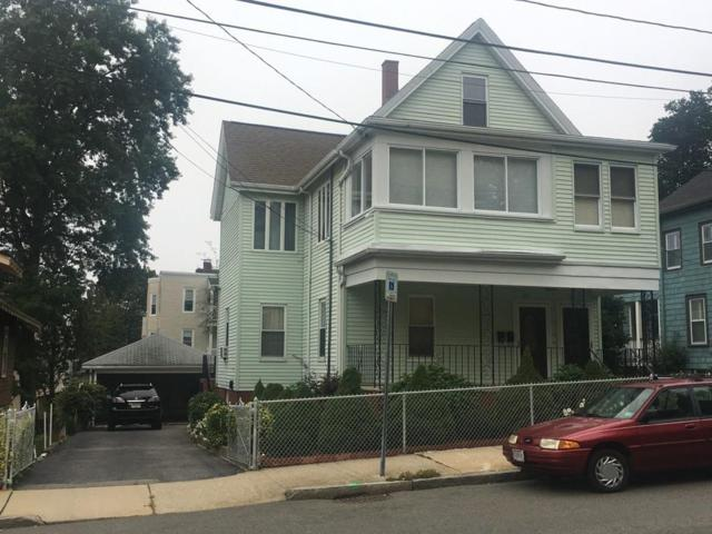 33 Farragut Ave, Somerville, MA 02144 (MLS #72231839) :: Goodrich Residential