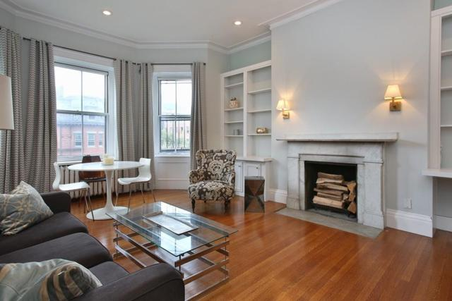 396 Beacon #5, Boston, MA 02116 (MLS #72232084) :: Goodrich Residential