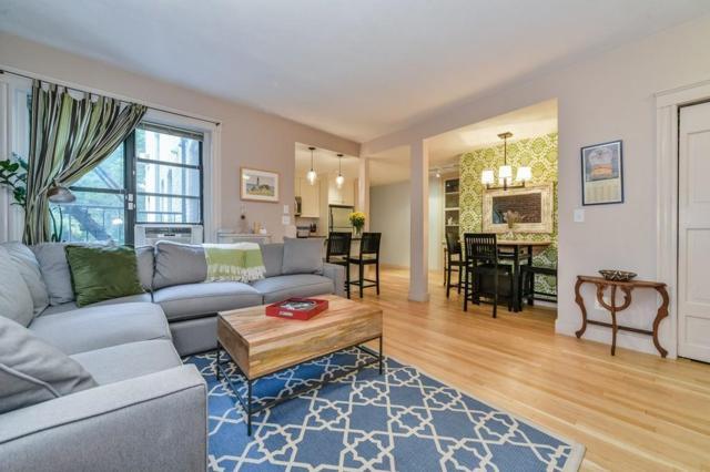 1038 Beacon St #204, Brookline, MA 02446 (MLS #72232129) :: Goodrich Residential
