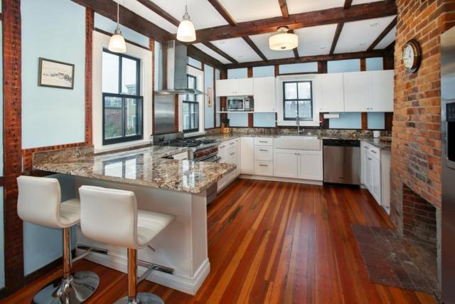 113 High St #2, Boston, MA 02129 (MLS #72232170) :: Charlesgate Realty Group