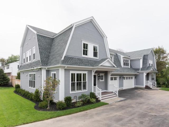 138 Edinboro St #138, Newton, MA 02460 (MLS #72233533) :: Charlesgate Realty Group