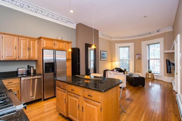 71 Worcester St #2, Boston, MA 02118 (MLS #72233623) :: Charlesgate Realty Group
