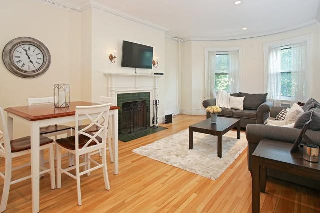 405 Commonwealth Avenue #7, Boston, MA 02215 (MLS #72233742) :: Charlesgate Realty Group