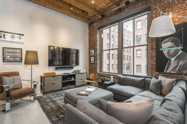 35 Channel Center St #211, Boston, MA 02210 (MLS #72233836) :: Charlesgate Realty Group