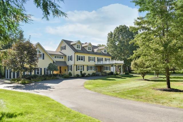 111 Milton St, Milton, MA 02186 (MLS #72234768) :: Goodrich Residential