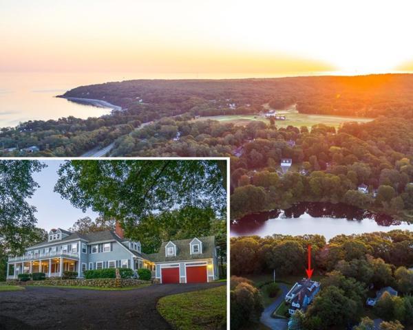 63 River St, Plymouth, MA 02360 (MLS #72235062) :: ALANTE Real Estate