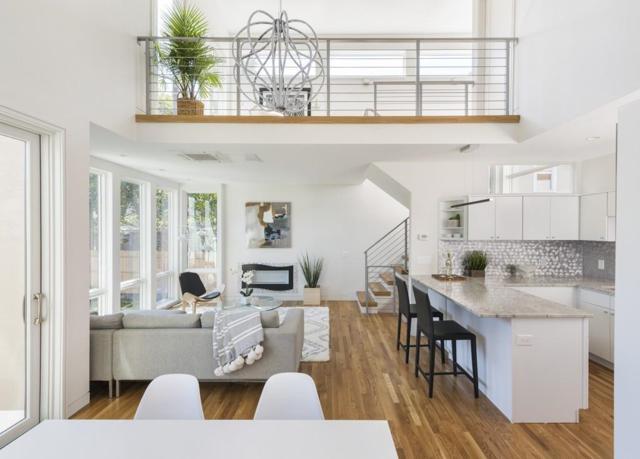 100 Amory Street #100, Cambridge, MA 02139 (MLS #72235686) :: Goodrich Residential