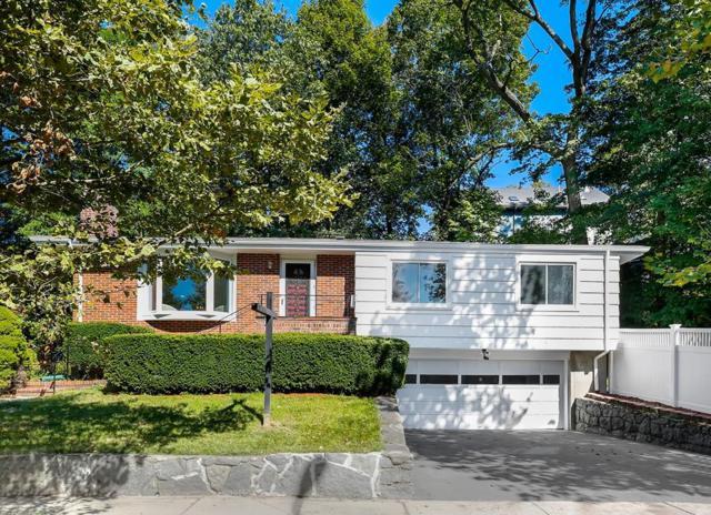 56 Oakland Rd, Brookline, MA 02445 (MLS #72236040) :: Vanguard Realty