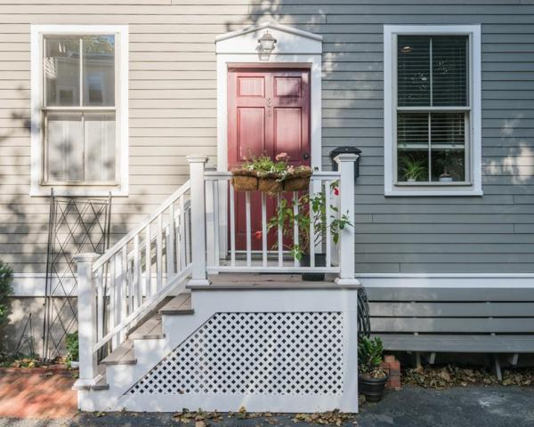 26 White Place #3, Brookline, MA 02445 (MLS #72236119) :: Vanguard Realty