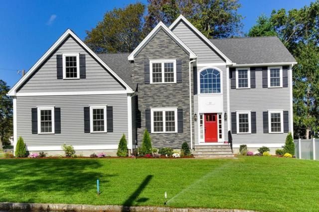 21 Old Colony Road, Arlington, MA 02474 (MLS #72236197) :: Goodrich Residential