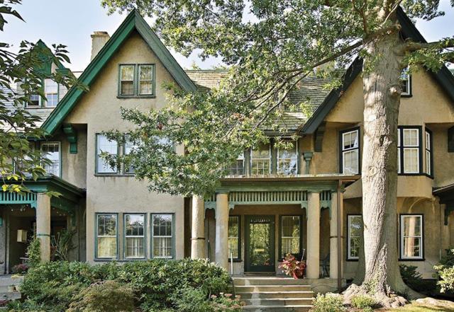 8 Griggs Terrace, Brookline, MA 02446 (MLS #72237486) :: Vanguard Realty