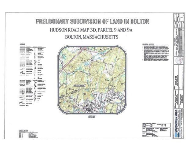 258 Hudson Road, Bolton, MA 01740 (MLS #72237535) :: The Home Negotiators
