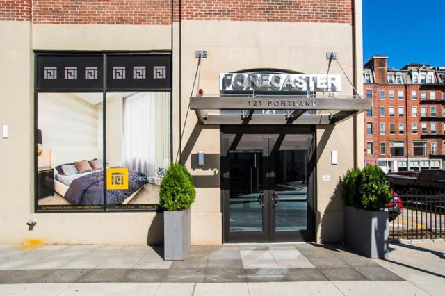 121 Portland Street #305, Boston, MA 02114 (MLS #72237896) :: Charlesgate Realty Group