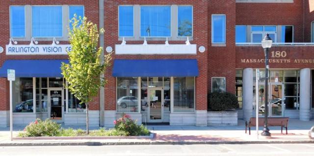 180 Massachusetts Avenue 101-C, Arlington, MA 02474 (MLS #72238000) :: ALANTE Real Estate