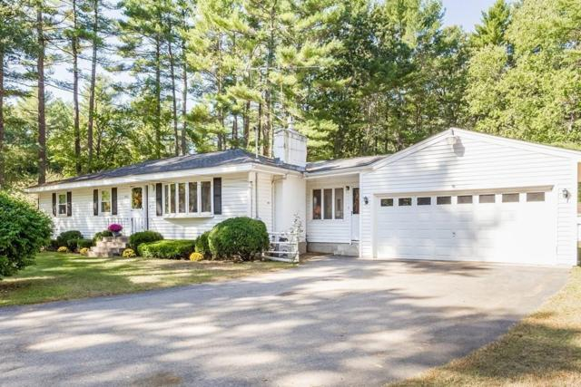 465 Williams St, Mansfield, MA 02048 (MLS #72238223) :: Goodrich Residential