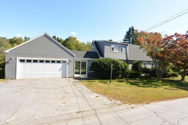 82 Kendall Hill Rd, Sterling, MA 01564 (MLS #72239039) :: The Home Negotiators