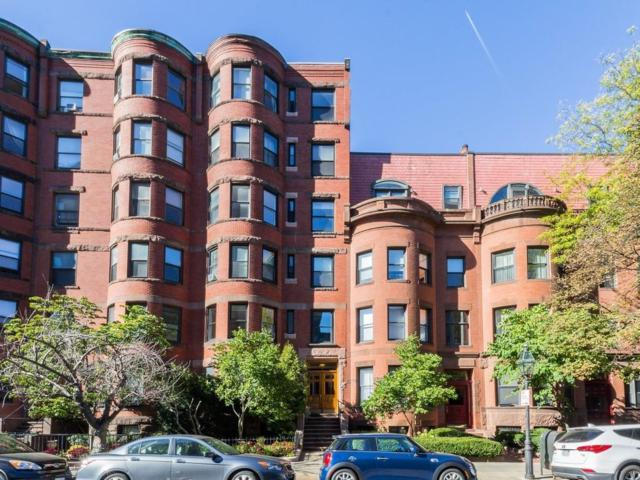 405 Marlborough St #10, Boston, MA 02115 (MLS #72239147) :: Ascend Realty Group