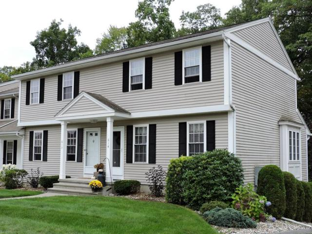 665 Center St #613, Ludlow, MA 01056 (MLS #72239487) :: Exit Realty