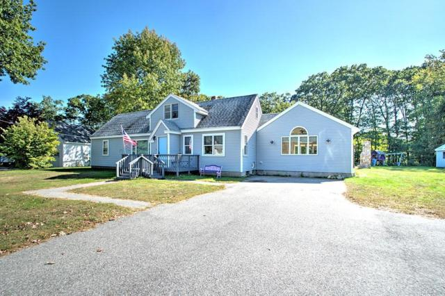 575 Salem St, North Andover, MA 01845 (MLS #72239726) :: Exit Realty