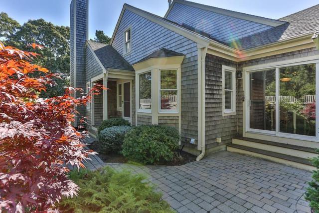 1 Wildflower Ln #1, Yarmouth, MA 02675 (MLS #72240147) :: Goodrich Residential