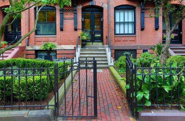 286 Marlborough #1, Boston, MA 02116 (MLS #72240274) :: Driggin Realty Group