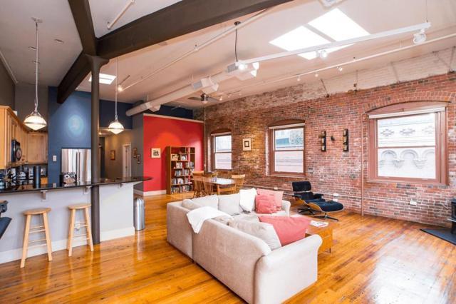 150 Lincoln St 6A, Boston, MA 02111 (MLS #72240409) :: Goodrich Residential