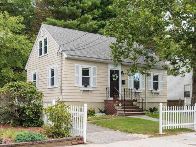 111 Stimson St, Boston, MA 02132 (MLS #72240799) :: Vanguard Realty