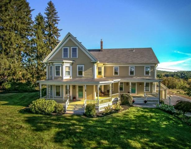 175 Justice Hill Rd, Sterling, MA 01564 (MLS #72240951) :: The Home Negotiators