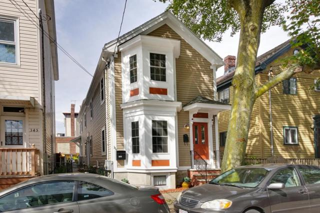 349 Norfolk Street #349, Cambridge, MA 02139 (MLS #72241004) :: Ascend Realty Group